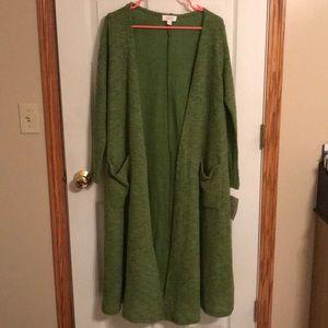 NWT LuLaRoe Cardigan Duster Sweater